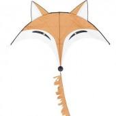 Sárkány HQ Fox Kite Fesztáv 1450 mm ATT.FX.WIND_FORCE_SUITABILITY 2 - 4 bft