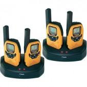 DeTeWe PMR készlet kofferben, 4 részes, Outdoor 8000 Quad Case 208048 PMR 8000 Quad Case