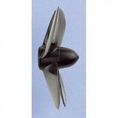 4 Hajócsavar Jobb Üvegszál erősítésű műanyag Graupner 70 mm Emelkedés: 31 mm M5