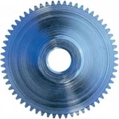 Acél Fogaskerék fajta Reely Modul típus: 0.5 Furat átmérő: 6 mm Fogak száma: 60