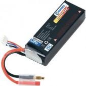 Conrad Energy LiPo 11.1V / 1800mAh (25C) 4mm-es banándugó/XH csatlakozóval ellátott akkupack