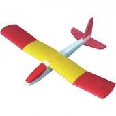Eldobós, szabadonrepülős modellrepülő, sikló vitorlázó habszivacs repülő Powerglow Felix 60 V2 F2060