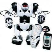 Játékrobot, iOS vagy Android smart készülékkel irányítható WowWee Robotics Robosapien X 073/8006