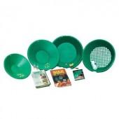 Aranymosó készlet Garrett Gold Pan Kit Deluxe 99042
