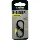NITE Ize SideLock S-Biner 2 NI-LSB2-01-R3 1 db