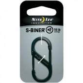 NITE Ize S-Biner Gr. 2 NI-SB2-03-01 1 db