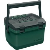Hűtőkosár, passzív hűtőtáska 6,6L-es zöld Stanley Adventure