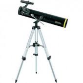 Csillagászati, lencsés távcső, tükrös teleszkóp 76/700 mm National Geographic EQ 9011300