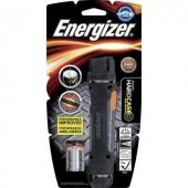 LED Kézilámpa Energizer Hardcase 2AA Elemekről üzemeltetett 250 lm 0.34 kg Fekete