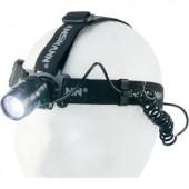 LED-es fejlámpa, elemes, 5 LED 40 lm 100 m 20 óra 125 g, Ansmann HD5 5819083-510