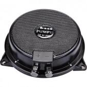 Autó passzív mélysugárzó 130 mm 80 W Sinuslive Bass-Pump III 8 Ω