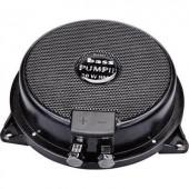 Autós mélynyomó passzív hangszóró, 4 Ω/80 W 130 mm Sinuslive Bass-Pump III