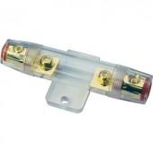 Biztosíték tartó 80 A/25 mm², mini-ANL, Sinus Live SH-150