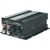 Mini erősítő 4 csatornás, Basetech AP-4012
