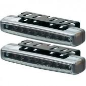 Devil Eyes LED-es helyzetjelzőlámpa, 8 LED, 112x24x39 mm