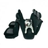 Autóülés védőtakaró kutya alá, hátsó ülésre rakható védőhuzat