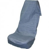 Autós ülésvédő huzat, üléshuzat farmer anyagból, Jeans 1399062