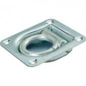 Süllyesztett rögzítőgyűrű, 100 x 95 mm, 0410236