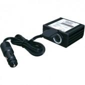 Hűtőtáska adapter, 24V/12V DC feszültség átalakító 6A 72W ProCar 68305000