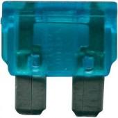 CE Szabvány lapos biztosíték gépjárművek az ipar részére Fekete 32 V