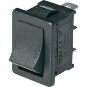 Mini billenőkapcsoló, 1 x ÁT