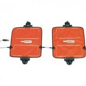 Szélvédő fűtés, fűthető szélvédő fólia, fűtőlap 12 V Profi Power 2.970.009