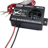Ultrahangos nyestriasztó és menyétriasztó autóhoz  12V  KEMO M100N