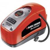 Elektromos autós kompresszor 12V/230V, 11bar, Black & Decker ASI 300