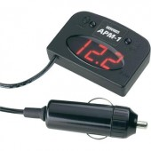 Autós akkufeszültség mérő LED-es APM 1 Novitec