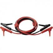 Indítókábel, bikakábel 25 mm² 3,5 m, réz, SET SKS25