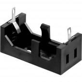 Bulgin BX0123 Elemtartó 1x CR 123 Forrasztható csatlakozó (H x Sz x Ma) 41.3 x 20 x 24 mm