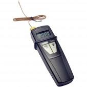 Chauvin Arnoux TK 2000 Hőmérséklet mérőműszer -50 - 1000 °C Érzékelő típus K Kalibrált: Gyári standard (tanusítvány nélkül)