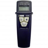 Chauvin Arnoux TK 2002 Hőmérséklet mérőműszer -50 - 1000 °C Érzékelő típus K Kalibrált: Gyári standard (tanusítvány nélkül)