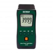 Extech SP505 Napenergia mérő 0 - 3999 W/m² Kalibrált Gyári standard (tanusítvány nélkül)