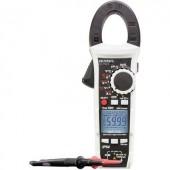 AC/DC árammérő lakatfogó műszer, multiméter 600V/AC/DC 600A/AC/DC VOLTCRAFT VC-750 E
