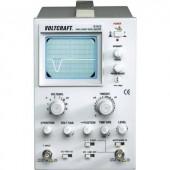 Analóg oszcilloszkóp VOLTCRAFT AO-610-2 10 MHz 1 csatornás Kalibrált ISO