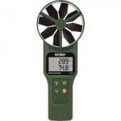 Anemométer Extech AN300 0.2 - 30 m/s Kalibrált Gyári standard
