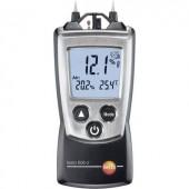 Anyagnedvesség mérő testo 606-2 Kalibrált ISO