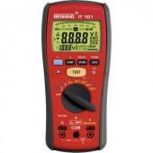 Benning IT 101 50 V, 100 V, 250 V, 500 V, 1000 V 20 GΩ Kalibrált ISO