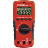 Benning MM 1-2 Kézi multiméter Digitális Kalibrált: ISO CAT II 1000 V, CAT III 600 V Kijelző (digitek): 2000