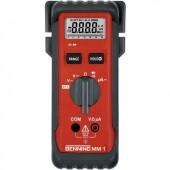 Benning MM 1 Kézi multiméter Digitális Kalibrált: ISO CAT III 600 V Kijelző (digitek): 3200