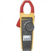 Digitális lakatfogó, kézi multiméter, ISO kalibrált, CAT III 600 V, CAT IV 300 V, kijelzés: 6000-ig, Fluke 373