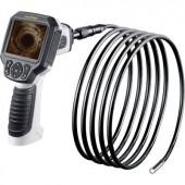 Endoszkóp kamera LCD kijelzővel, SD kártya és video felvevő funkcióval szonda Ø 9 mm/10 m Laserliner 082.210A