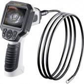 Endoszkóp kamera LCD kijelzővel, SD kártya és video felvevő funkcióval szonda Ø 9 mm/5 m Laserliner 082.115A