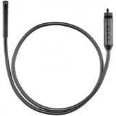 Endoszkóp kameraszonda, félig-hajlékony, VOLTCRAFT BS-10/1m VGA MF