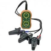Érintés nélküli forgásirány vizsgáló műszer, ISO kalibrált, PRT200