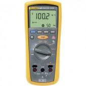 Fluke 1507 50 V, 100 V, 250 V, 500 V, 1000 V 10 GΩ Kalibrált ISO