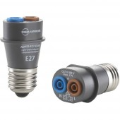 Adapter Beha Amprobe ADPTR-E27-EUR ADPTR-E27-EUR lámpateszt-adapter, 4854847