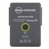 Adapter Beha Amprobe ADPTR-PE-EUR ADPTR-PE-EUR csatlakozóaljzat-adapter, 4854900
