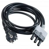 Adapterkábel Chauvin Arnoux Csatlakozókábel biztonsági dugóval, HX0300